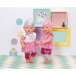 ZAPF CREATION - Baby Born šatičky s čepičkou 822180 dva druhy