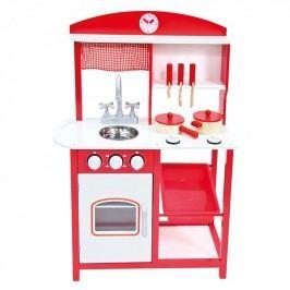 BINO - Dětská kuchyňka s příslušenstvím 5 ks 83725