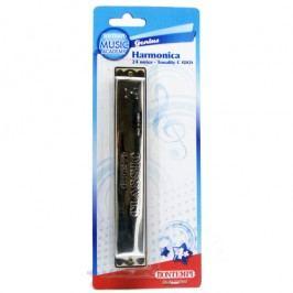 BONTEMPI - Kovová ústní harmonika 302420