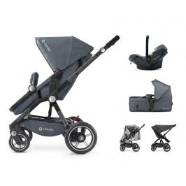 CONCORD - Mobility Set Camino Air.Safe+Scout Steel Grey Concord 2017