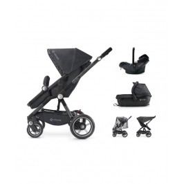 CONCORD - Travel Set Camino Air.Safe+Sleeper 2.0 Cosmic Black Concord 2017