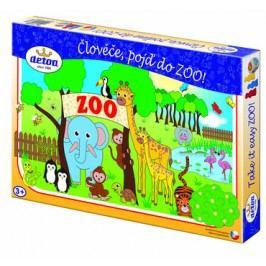 DETOA - Člověče, Pojď Do Zoo!