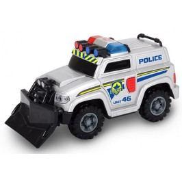DICKIE TOYS - 3302001 Policejní zásahové vozidlo 15 cm se světlem a zvukem