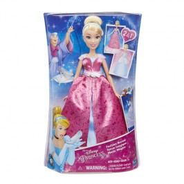 HASBRO - Disney Princess Princezna Popelka s magickými šaty asst