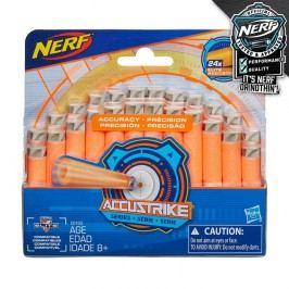HASBRO - Nerf Accustrike náhradní šipky 24 ks