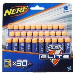 HASBRO - Nerf Elite náhradní šipky 30 ks A0351