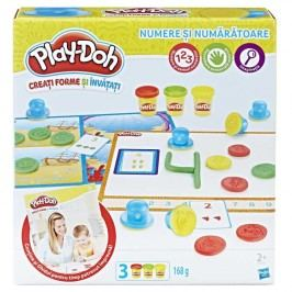 HASBRO - Play Doh Čísla & Počítání