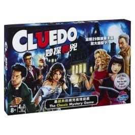 HASBRO - Spol. detektivní hra Cluedo