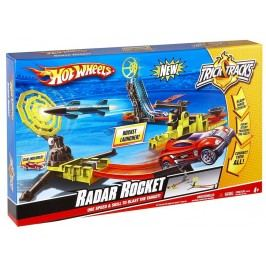 HOT WHEELS - Trick Track Radar Rocket R1680