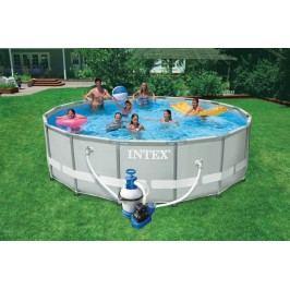 INTEX - bazén Ultra Frame 427x107 cm s filtrací 28310