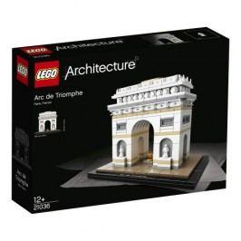 LEGO - Architecture 21036 Vítězný oblouk