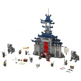 LEGO - Chrám nejmocnější zbraně