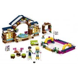 LEGO - Kluziště v zimním středisku