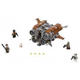 LEGO - Loď Quadjumper z Jakku