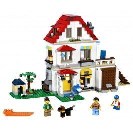 LEGO - Modulární rodinná vila