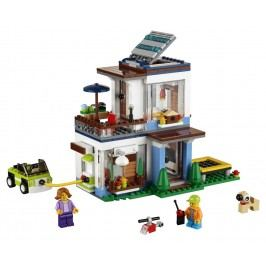 LEGO - Modulární moderní bydlení