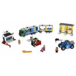 LEGO - Nákladní terminál