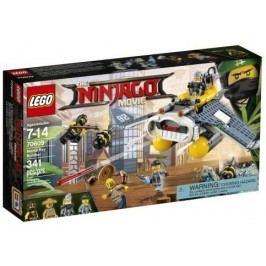 LEGO - Ninjago Movie 70609 Bombardér Manta Ray