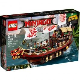 LEGO - Ninjago Movie 70618 Odměna osudu