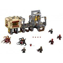 LEGO - Rathtarův útěk