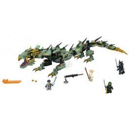 LEGO - Robotický drak Zeleného nindži