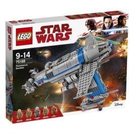 LEGO - Star Wars 75188 Bombardér Odporu