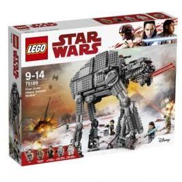 LEGO - Star Wars 75189 Těžký útočný chodec Prvního řádu