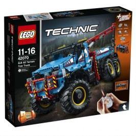 LEGO - Technic 42070 Terénní odtahové vozidlo 6x6