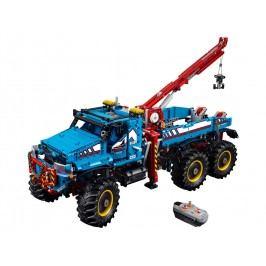 LEGO - Terénní odtahový vůz 6x6