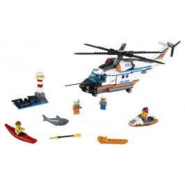 LEGO - Výkonná záchranářská helikoptéra