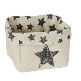 LOVE IT STORE IT - Box na hračky, malý košík - přírodní barva, Star