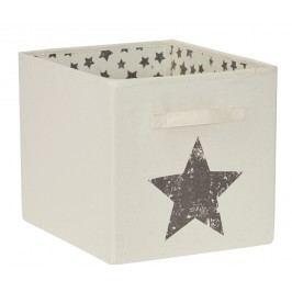 LOVE IT STORE IT - Velký box na hračky - přírodní barva, Star