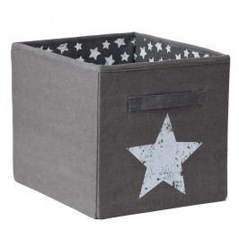 LOVE IT STORE IT - Velký box na hračky - šedý, Vintage Star