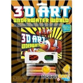 MAC TOYS - 3D umění - podmořský svět