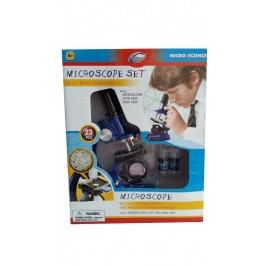 MAC TOYS - Mikroskop 100/200/450x