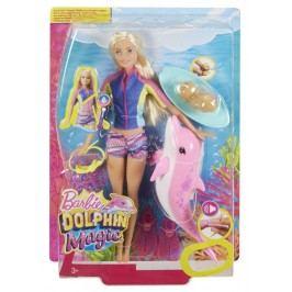 MATTEL - Barbie Magický Delfín Panenka