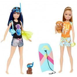 MATTEL - Barbie Magický Delfín Sestřičky Asst