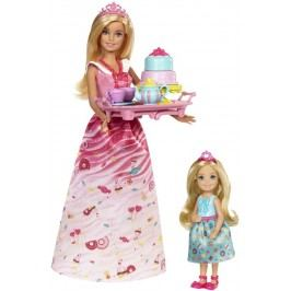 MATTEL - Barbie Sladký Čajový Dýchánek