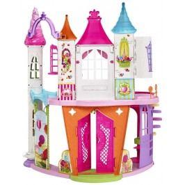 MATTEL - Barbie Zámek Ze Sladkého Království