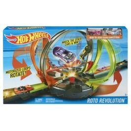 MATTEL - Hot Wheels Dráha Roto Revoluce