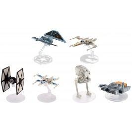 MATTEL - Hot Wheels Star Wars 2Ks Hvězdná Loď Asst