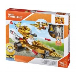 MATTEL - Mega Bloks Mimoňové Gruovo Auto