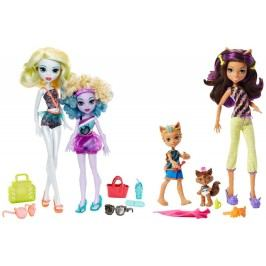 MATTEL - Monster High Sourozenci Monsterky 2Ks Asst