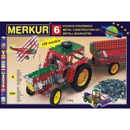 MERKUR - MERKUR 6 stavebnice