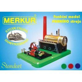 MERKUR - Parní stroj - funkční model