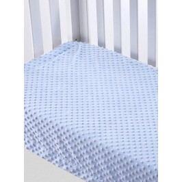 MORA - Topitos deka, 044, 80x110, modrá