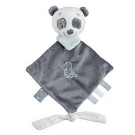 NATTOU - Hračka mini mazlíček panda Loulou LLH