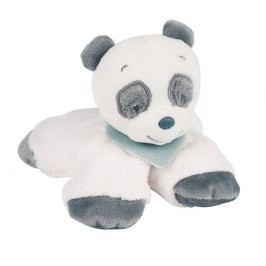 NATTOU - Hračka plyšová hrkací panda Loulou LLH 18 cm