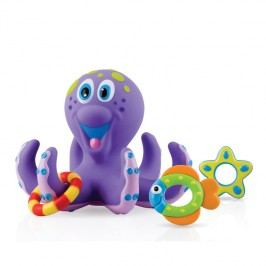 NUBY - Chobotnica do vane s hračkami 18+m