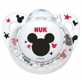 NUK - Dudlík Trendline DISNEY-Mickey,SI,V2 (6-18m.), bílá